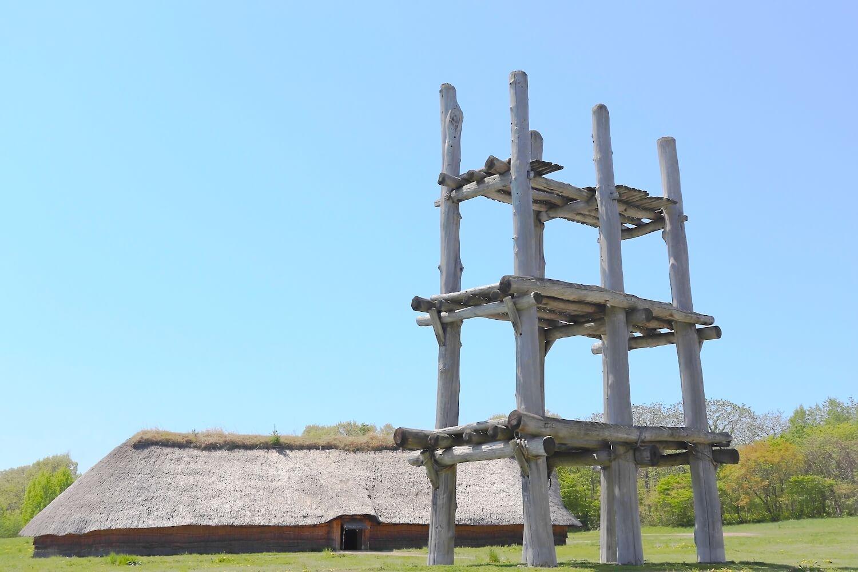 三内丸山遺跡(青森県)とミニマリスト